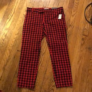 Gap Slim Cropped Pants Size 8 - new with tags